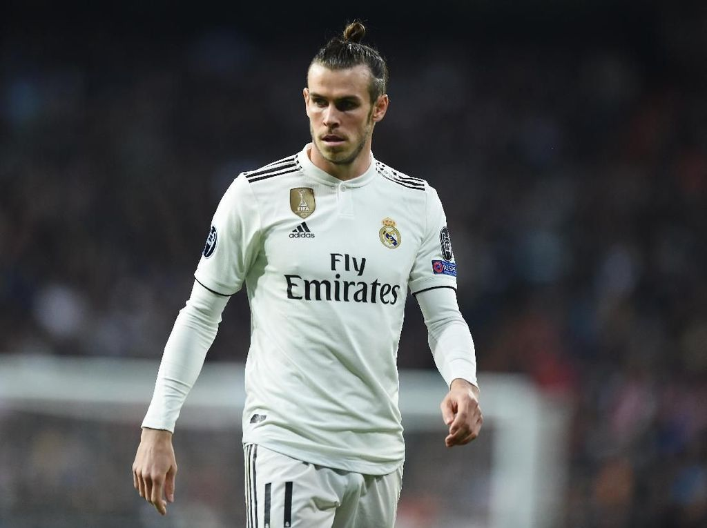 Bale Masuk Skuat Madrid untuk Laga Terakhir, tapi...