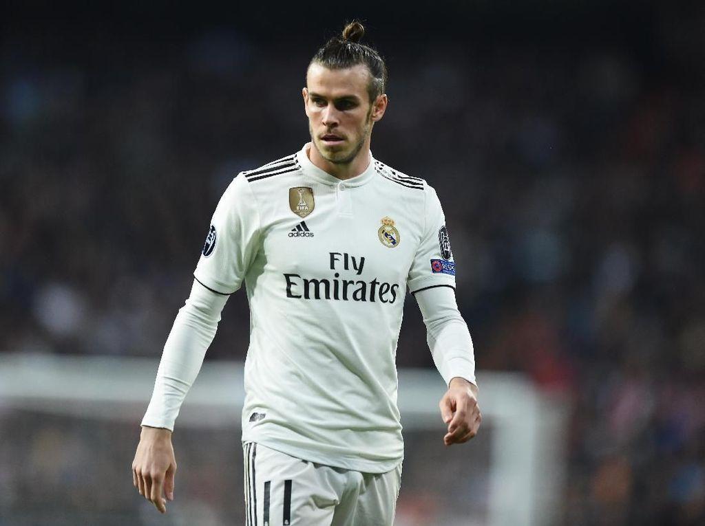 Agen: Rumor Bale ke Bayern Omong Kosong