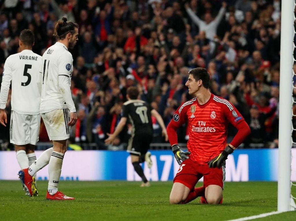 Dipermalukan Ajax, Real Madrid Dihajar Meme