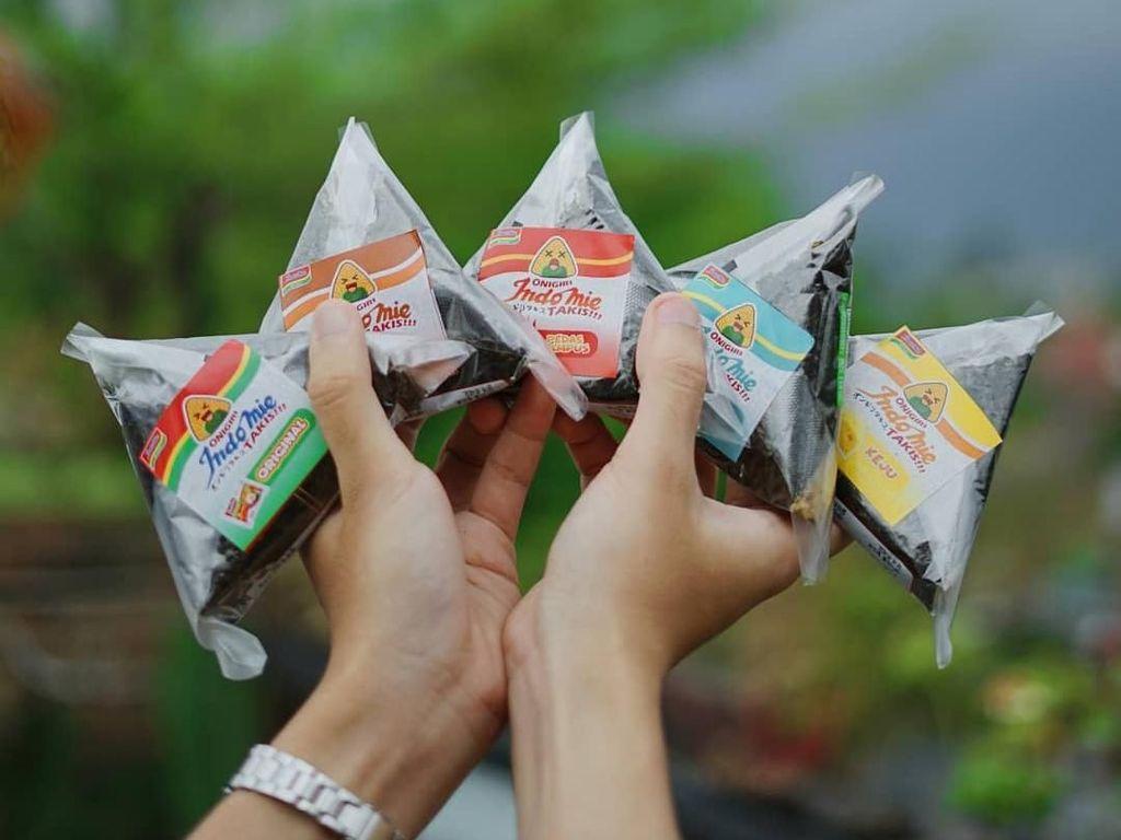 Setelah Donat, Kini Onigiri Mie Instan yang Jadi Tren Kuliner Milenial