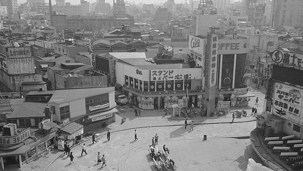 Potret Jepang Dulu dan Sekarang, Ternyata Tetap Tertib