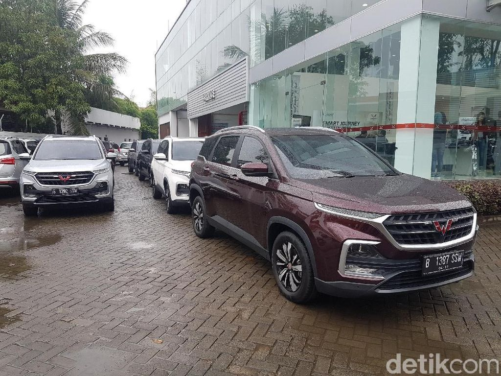 Almaz Berbaju Chevrolet Buatan Cikarang Diekspor ke Thailand