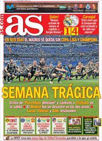 Media-Media Spanyol: RIP Real Madrid
