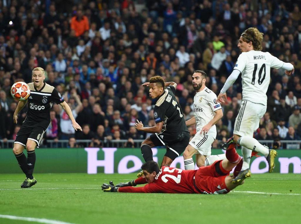 Akhir Perjalanan Madrid yang Tragis