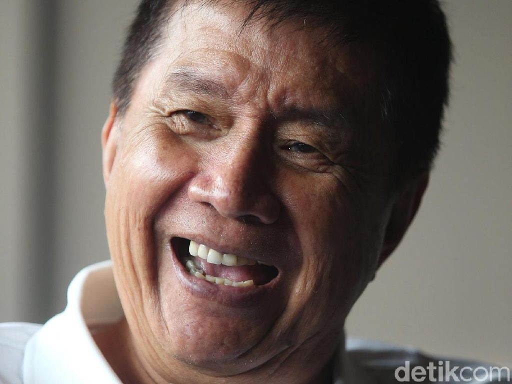 Fisik Rudy Hartono Digembleng dengan Lari 10 Km Tiap Hari Sejak Umur 8 Tahun