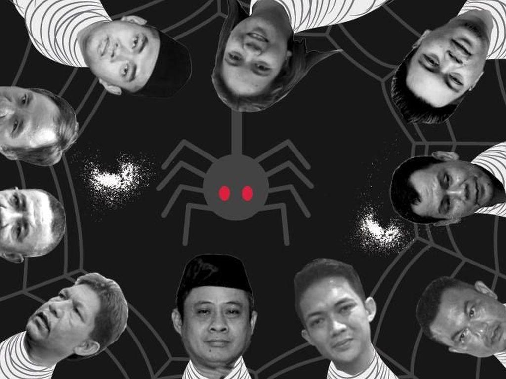 Selain Andi Arief, 9 Politisi Ini Juga Terjerat Narkoba