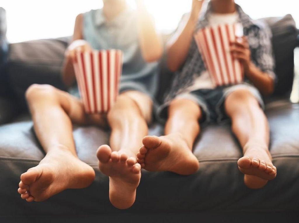 Bocah Ini Alami Kejadian Mengerikan Setelah Tersedak Popcorn