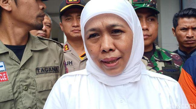 Berita Khofifah Ucapkan Selamat ke Jokowi: Semoga Indonesia Makin Sejahtera Sabtu 24 Agustus 2019