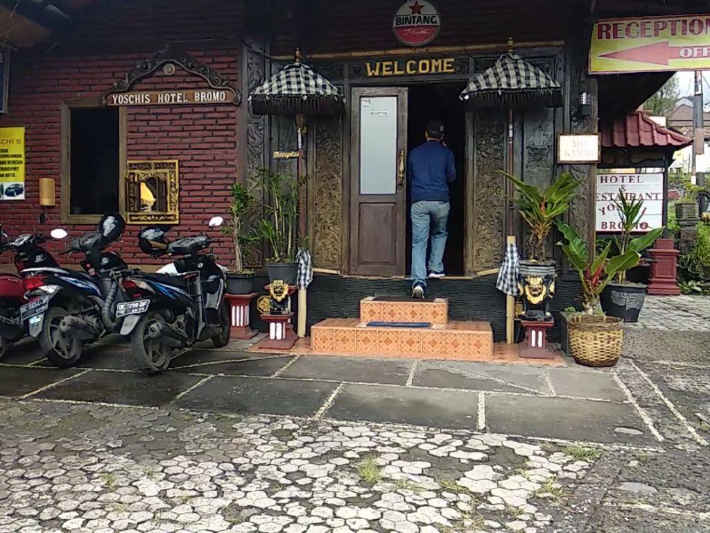 Hunian Hotel di Bromo Saat Nyepi Menurun