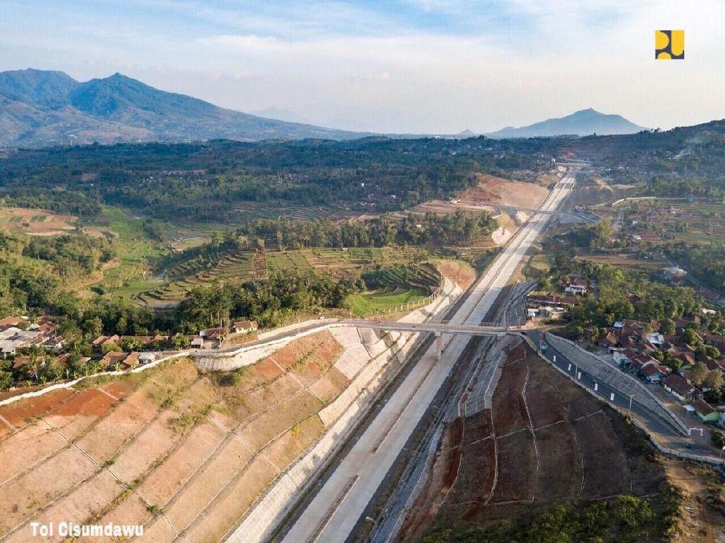 47% Tol Cisumdawu Belum Ada Pembangunan Sama Sekali