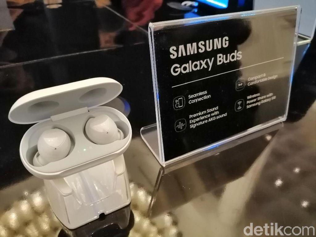 Samsung Galaxy Buds 2 Akan Meluncur dengan Baterai Lebih Gede