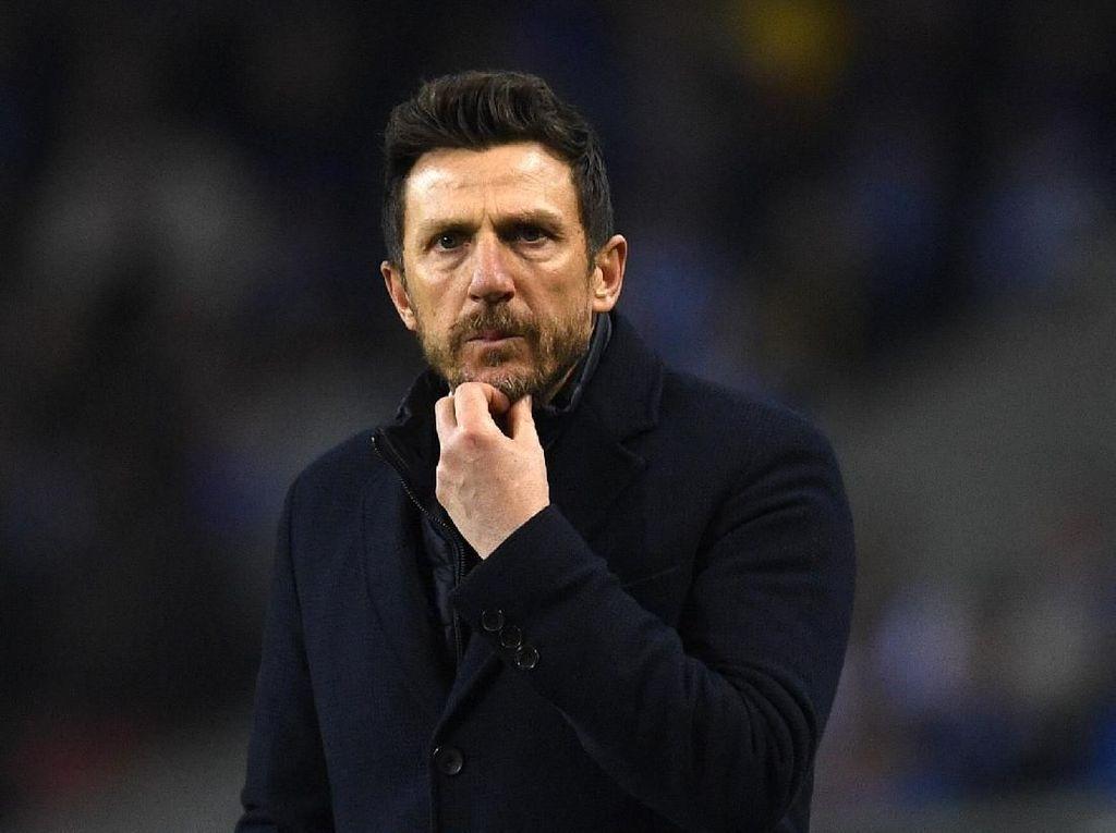 Sampdoria Tunjuk Eusebio Di Francesco sebagai Pelatih Baru