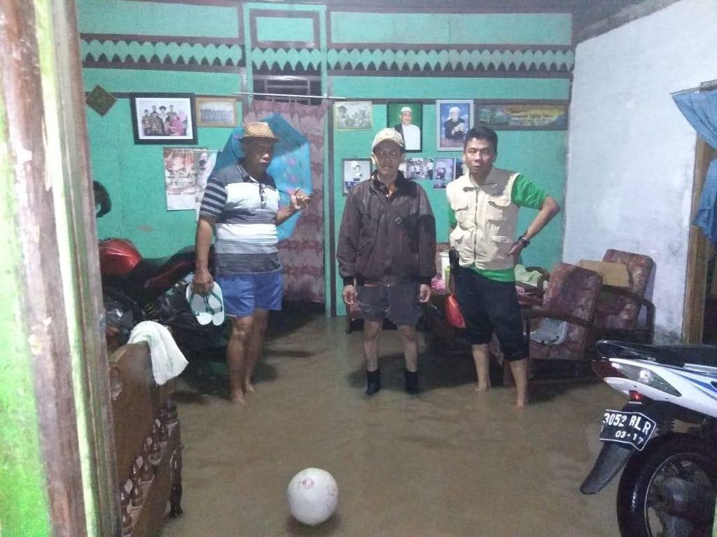 8 Desa di Rembang Terendam Banjir