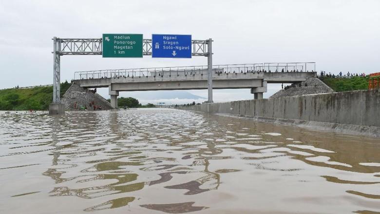 BPN Prabowo Kritik Tol Madiun Kebanjiran: Sangat Memalukan!