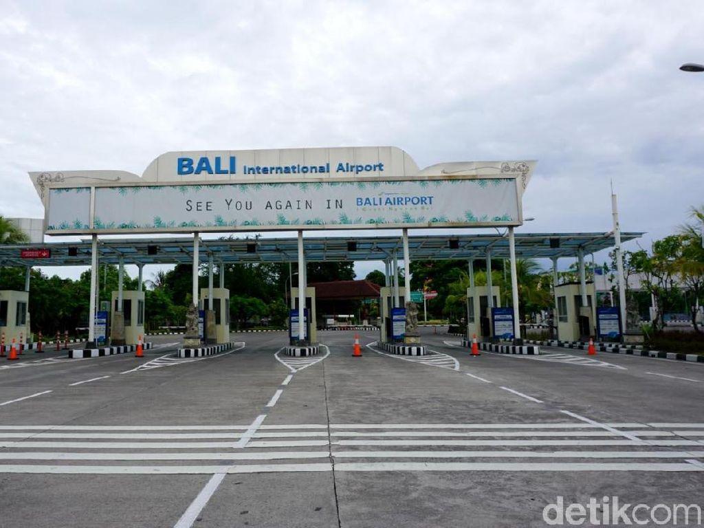 Video: Suasana Bandara Ngurah Rai Bali di Kala Nyepi