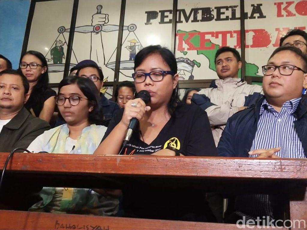 Koalisi Masyarakat Sipil Minta Polisi Hentikan Penyidikan Kasus Robertus Robet