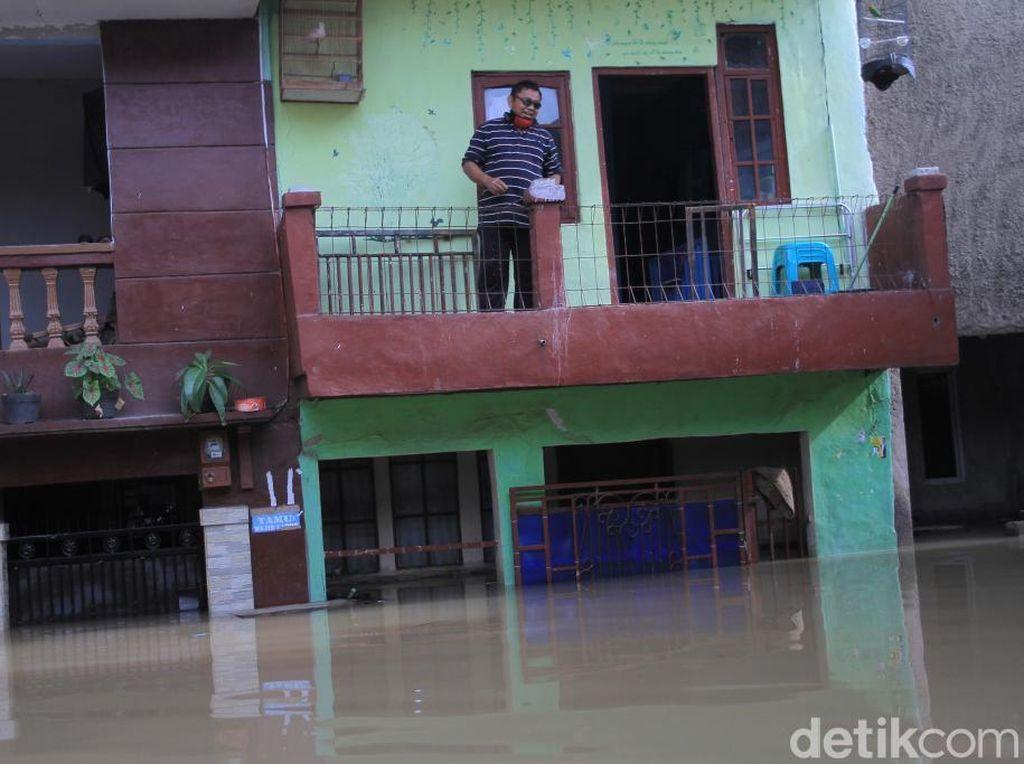 Luapan Citarum Rendam 6.361 Rumah di Kabupaten Bandung