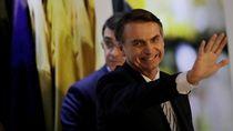 Presiden Brasil Izinkan Jutaan Warga Bawa Senjata Api di Tempat Umum