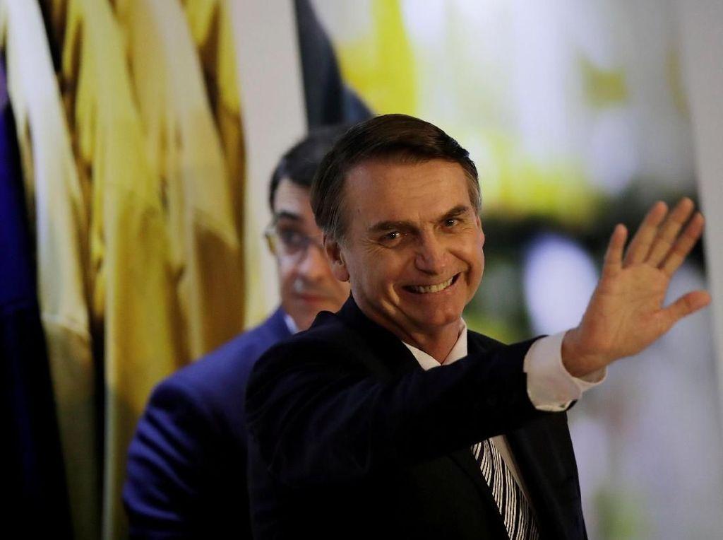 Presiden Brasil Sebut 1.000 Pria Harus Amputasi Mr P Karena Tak Higienis