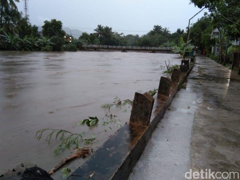 Banjir di Klaten Disebabkan 2 Tanggul Jebol