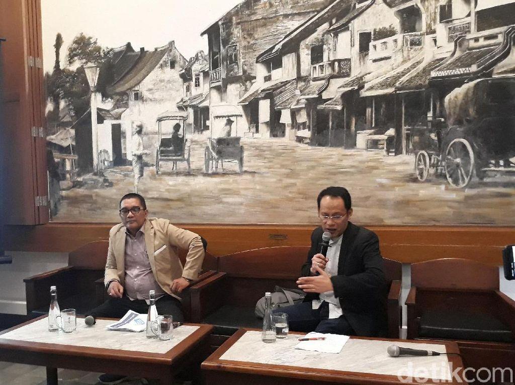 Rilis Elektabilitas Prabowo Pepet Jokowi, dari Mana Dana Survei SPIN?