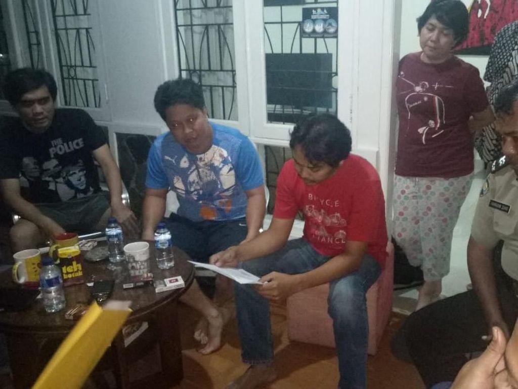 Robertus Robet Tersangka Hina TNI Seorang Dosen, Minta Maaf Via Video