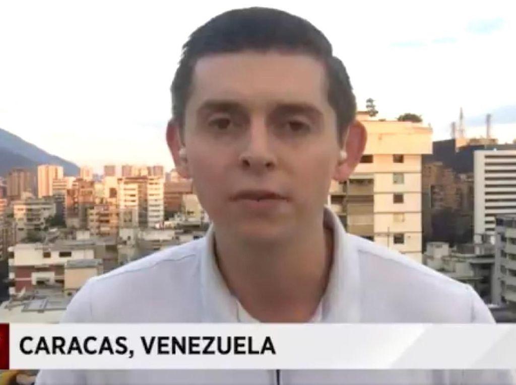 Jurnalis AS Dibebaskan Usai 12 Jam Ditahan Otoritas Venezuela