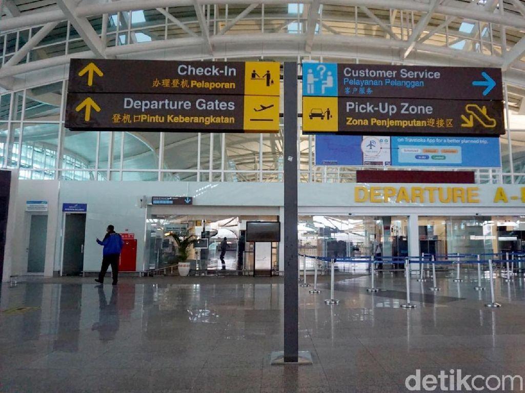 Polisi Selidiki Pencurian Tas Fotografer NatGeo di Bandara Bali