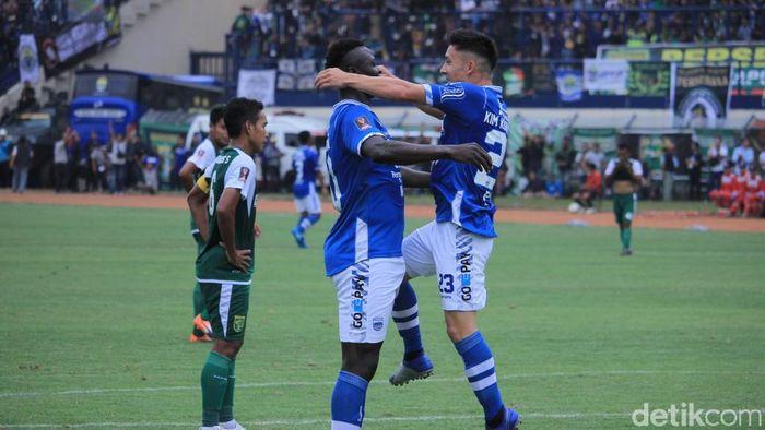 Persib Bandung ingin berujicoba kontra tim kuat untuk persiapan Liga 1 2019 (Wisma Putra)