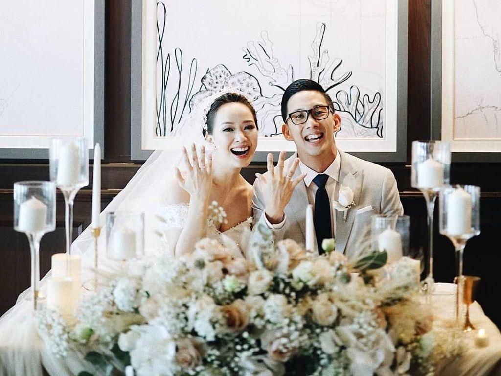 Resmi Menikah! Ini Momen Romantis Indra Tjipto dan Yuanita Christiani Saat Makan Bersama