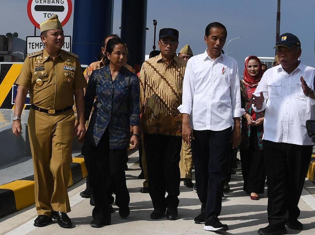 Bakauheni-Palembang Ditargetkan Tersambung Tol Juni 2019