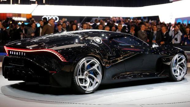 Mobil Baru Termahal di Dunia, Setara 1.300 unit Avanza