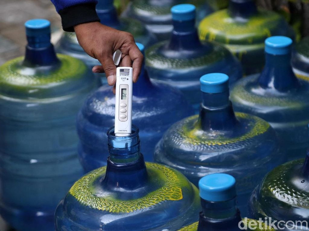 Melihat Proses Pengolahan Air Minum Pertama di Pulau Pramuka