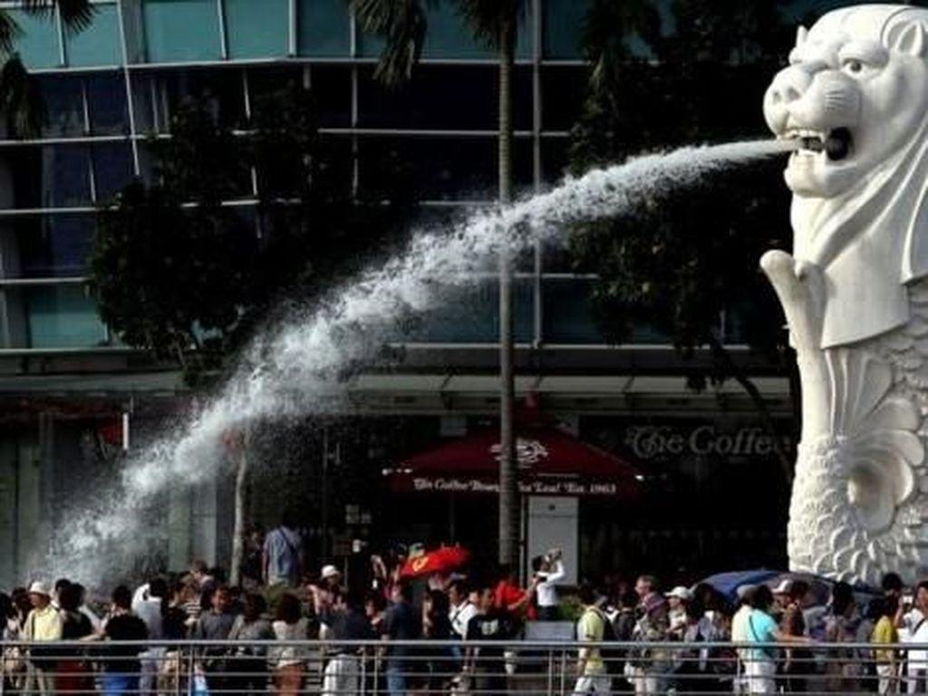 Rahasia Singapura Gaet Investor Asing Meski Tenaga Kerjanya Mahal