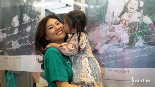 Sarwendah & Thalia Putri Onsu