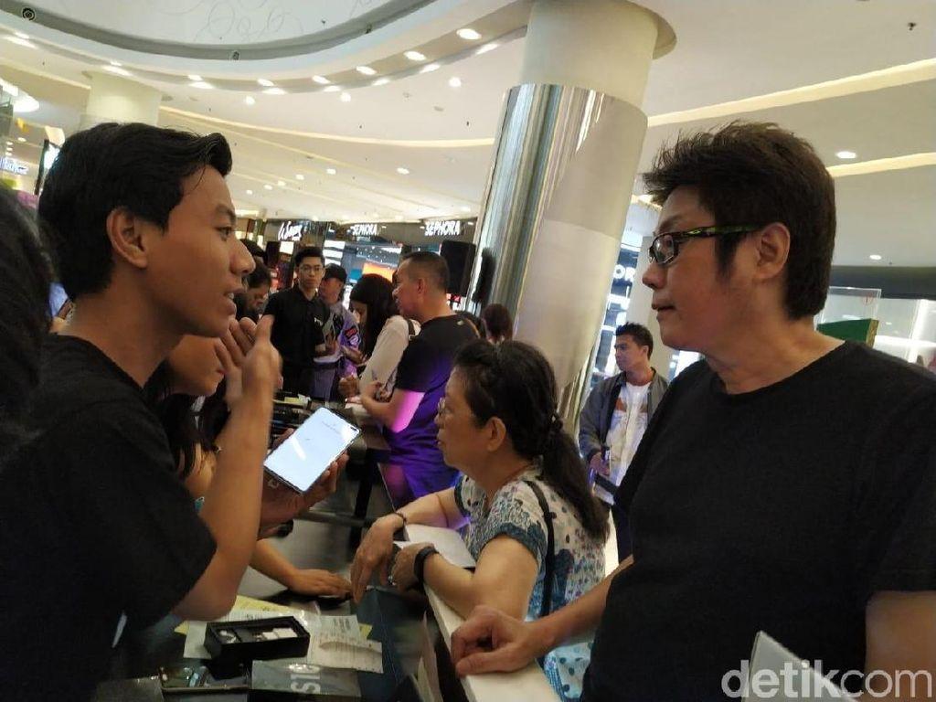 Ini Pembeli Pertama Galaxy S10 di Indonesia