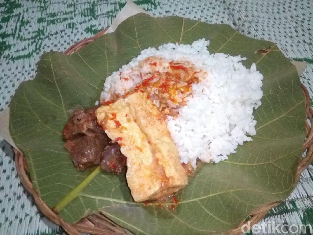 Nasi Jangkrik, Racikan Nasi Kesukaan Sunan Kudus yang Nikmat Gurihnya
