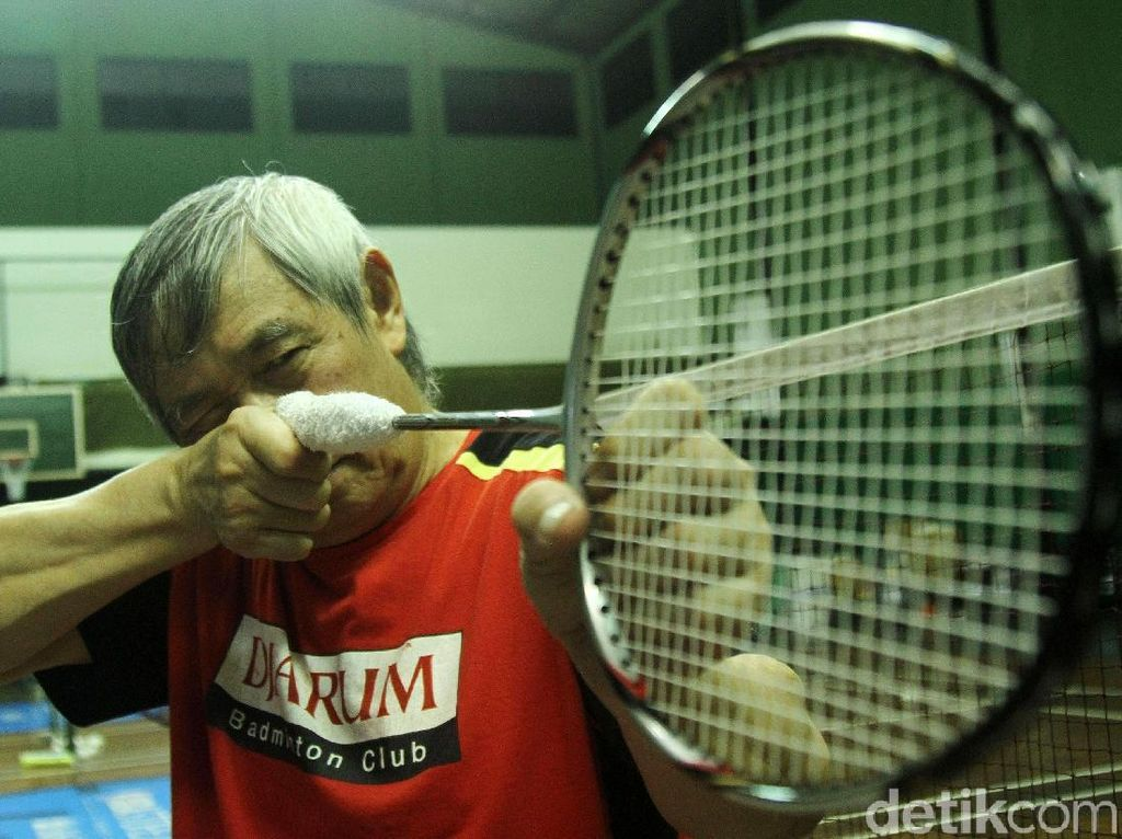 Legenda Bulutangkis Indonesia Christian Hadinata Mengenang Juara All England 1979