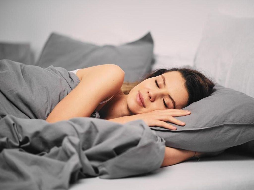 Tidur dengan Mata Terbuka, Mungkin Ini Penyebabnya