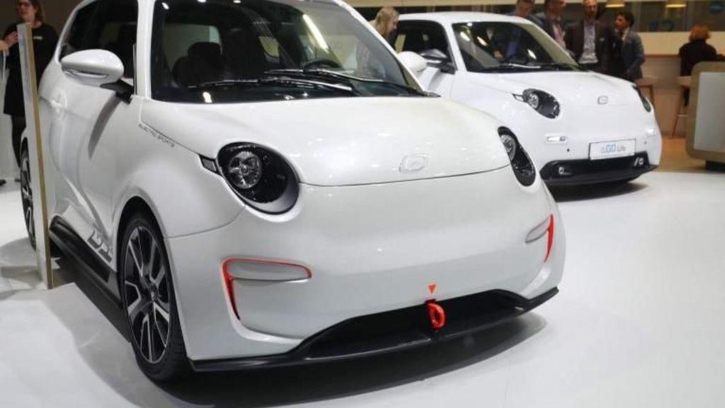 Baru Lahir, Mobil Listrik Asal Jerman Ini Langsung Laris Manis