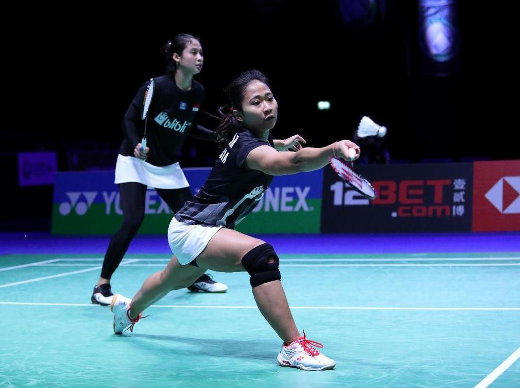 India Terbuka Tanpa Pebulutangkis Jepang, Peluang Ganda Putri Indonesia Juara