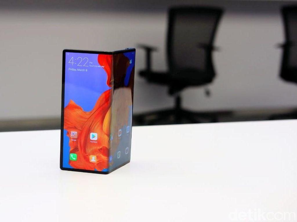Huawei Mate X2 Sudah Dapat Sertifikasi