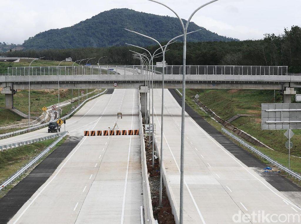 Ini 3 Jalan Tol Terpanjang di RI, Semuanya di Sumatera