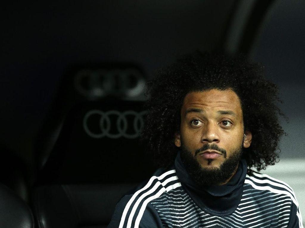 Antusiasme Marcelo di Real Madrid Tak Pudar Oleh Waktu
