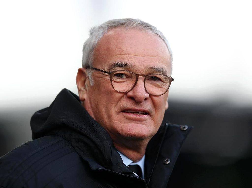 Ranieri: Lebih Sulit Latih Parma Ketimbang Bawa Leicester Juara