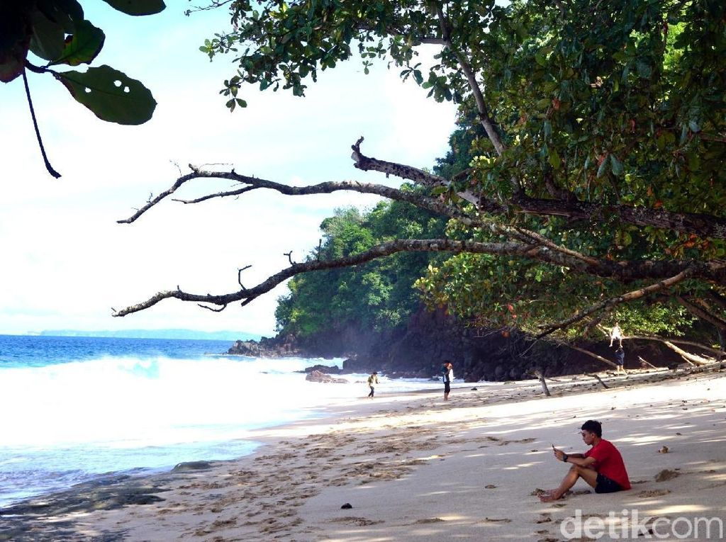 Bukan Nama Negara, Ini Kanada Pantai Perawan di Sulawesi Utara