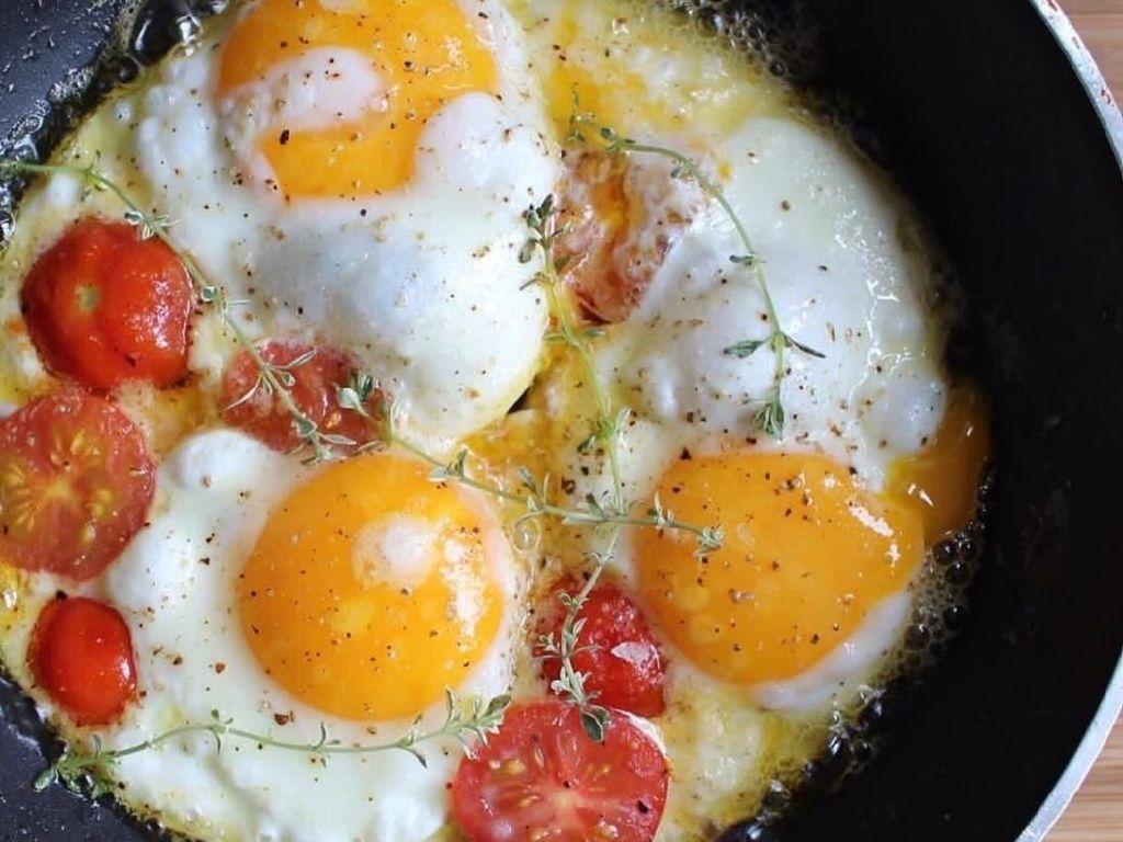 Sarapan Telur Goreng? Coba Padukan dengan Aneka Bahan Ini Biar Makin Enak