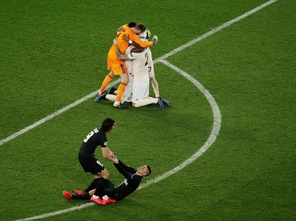 Mengalahkan PSG Jadi Bukti MU Tetaplah Tim Besar