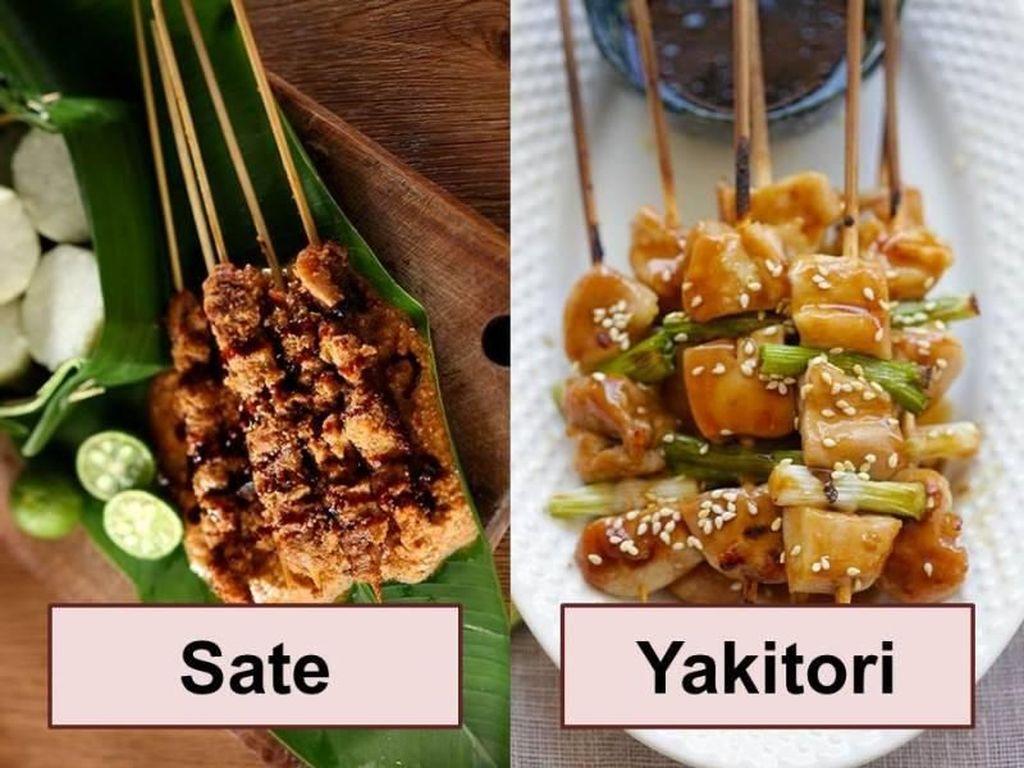 Wah, Ternyata 5 Makanan Jepang Ini Tampilannya Mirip Makanan Indonesia!