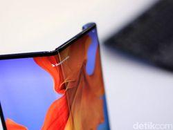 100 Ribu Huawei Mate X Diklaim Ludes Per Bulan